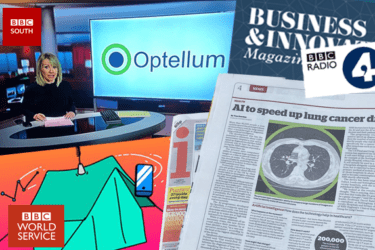 Read more about the article Optellum in the news