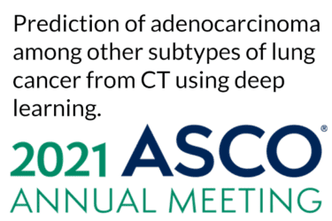 Read more about the article Sam Janes to present to ASCO annual meeting 4-8 June