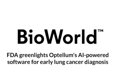 Read more about the article FDA greenlights Optellum's AI-powered software for early lung cancer diagnosis